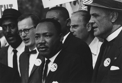 Civil Rights March on Washington, D.C. Dr. Martin Luther King Jr.