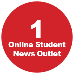 1 Online Student News Outlet