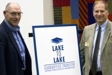 Lakeland College, Lakeshore Technical College unveil transfer partnership