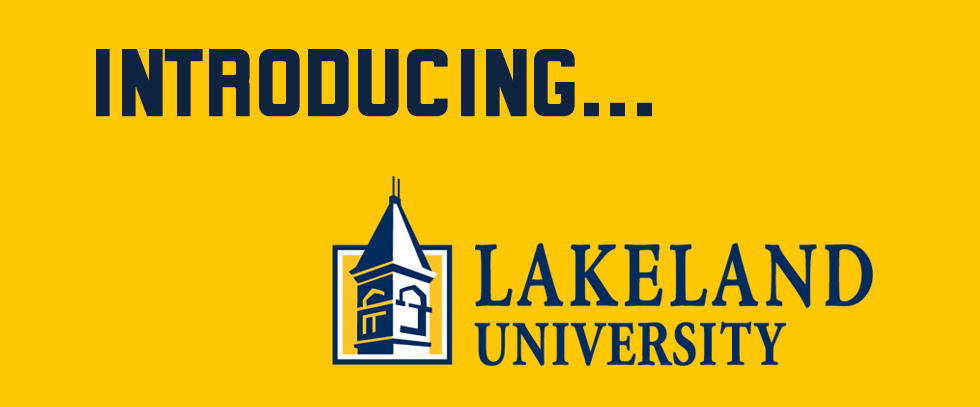 It's Official! The wait is over. At midnight on July 1, Lakeland College officially became Lakeland University.  More ▶