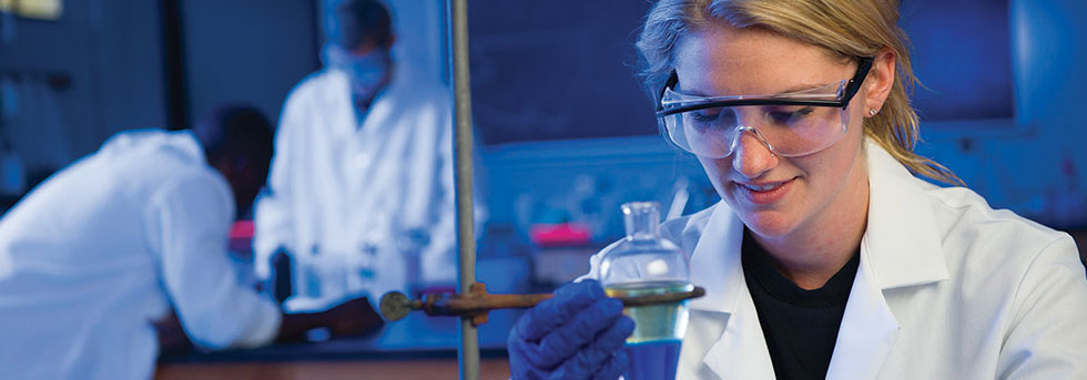 Biochemistry Open up numerous career doors with a degree in Biochemistry.  Learn More ▶