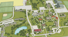 Lakeland Campus Map.Your Preview Day