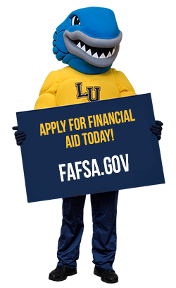 Apply for financial aid! New FAFSA filing date: October 1
