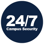 24/7 Campus Security