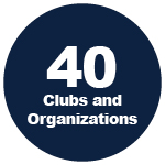 40 Clubs and Organizations