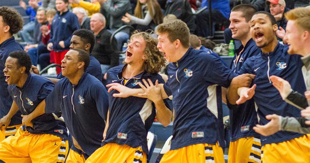 Lakeland Students Celebrate Victory
