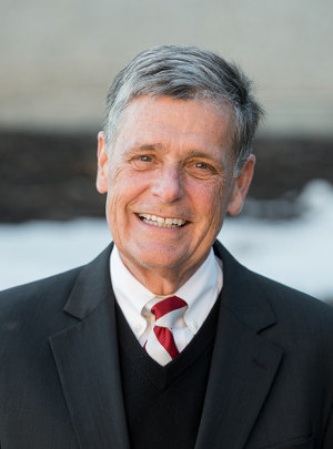 David Black named 17th president