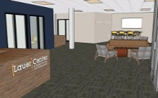 Exciting new options coming in renovated Campus Center