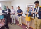 LU student leaders for 2017-18 sworn in; RAs announced