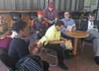 LU participates in National African-American Read-In Day