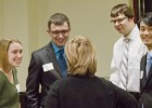 Accounting Opportunities event connects LU alumni with students