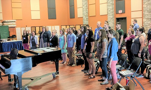 Holy Family College graduate music program finds new home at Lakeland