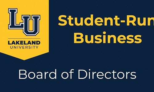 Student-Run Business Board of Directors