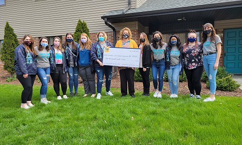 Phi Delta Omega sorority continues sexual assault awareness tradition