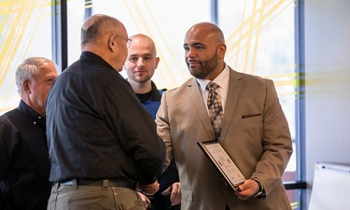 LU campus safety leader wins award