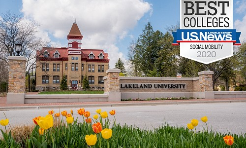 Lakeland lands on U.S. News & World Report rankings