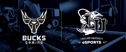 Lakeland University Named Official Partner Of Bucks Gaming