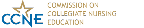 Commission on Collegiate Nursing Education (CCNE) accreditation evaluation and invitation for third-party comments