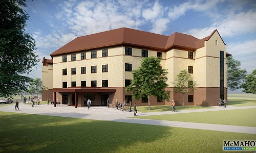 Lakeland lands $35.4 million loan to fund significant residence hall project