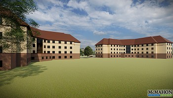 New Dorms - Coming Soon!