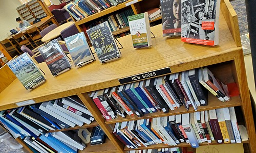 Communication, media books donated to Lakeland library